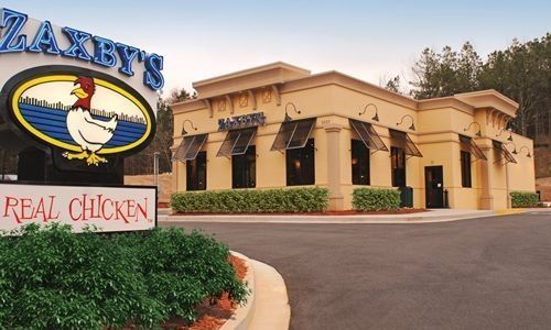 zaxby's low carb