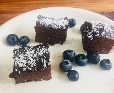 keto chocolade brownie