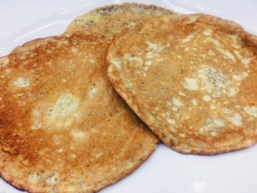 chia pannenkoek omelet
