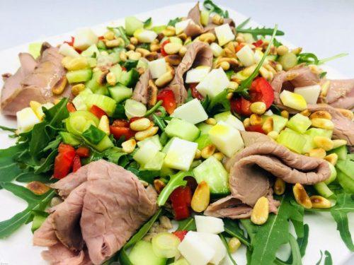 rosbief salade