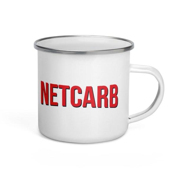 NetCarb - Enamel Mug 1