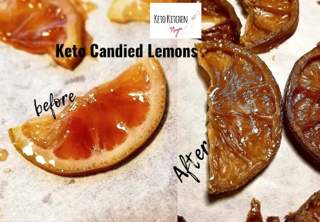 Candied Lemons both