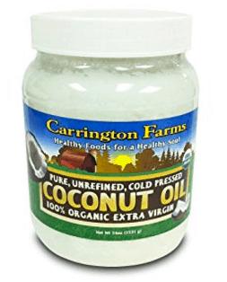 Carrington Farms Coconut Oil