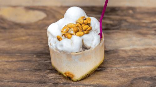 Keto Coconut Milk Ice Cream