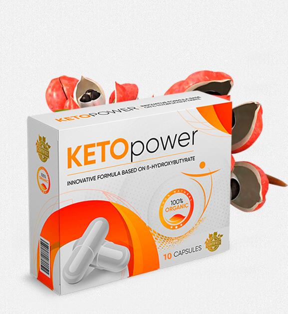 KETO power - эффективные капсулы для легкого похудения