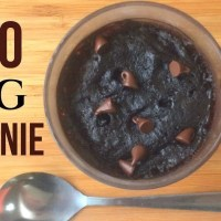 Keto Microwave Brownie | 2-Minute Low-Carb Mug Brownie Recipe | Keto Recipes