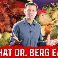 Dr. Berg's Meals and Intermittent Fasting Pattern