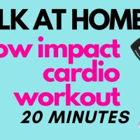 HOME WORKOUT | CARDIO WORKOUT | WALK AT HOME APARTMENT  FRIENDLY WORKOUT WITH ME LUCY WYNDHAM -READ
