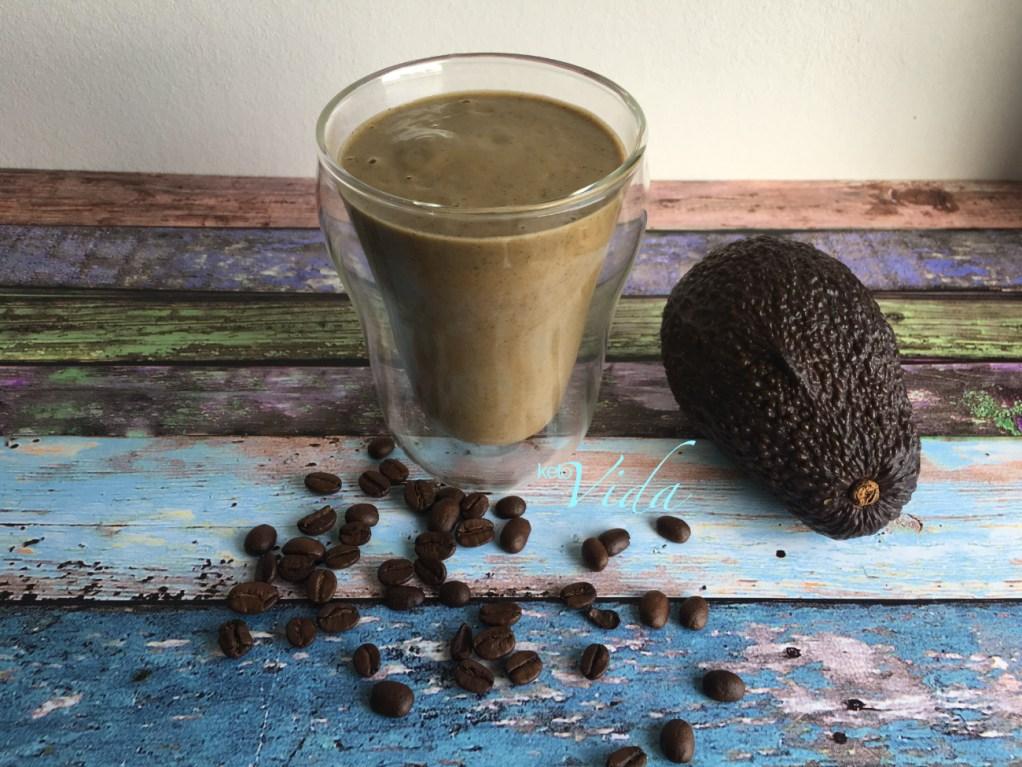 Avocado-Kaffee