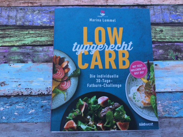 Rezension Low Carb Typgerecht, Marina Lommel