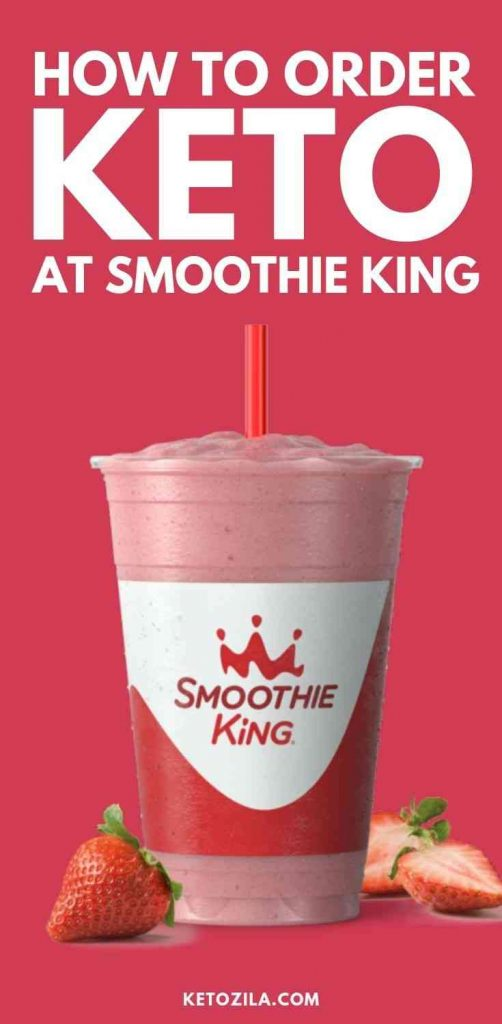 3 Low-Carb Keto Drinks You Can Order At Smoothie King ...