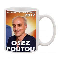 MUG Osez Philippe Poutou Election présidentielle 2017