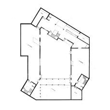 -2: Exhibition rooms and auditorium