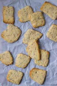 Lemon Lavender Cookies from Modern Vegan Baking, by Gretchen Price