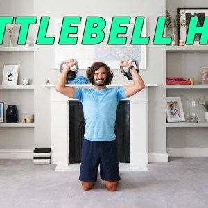 20 Minute Home Kettlebell Workout | The Body Coach TV