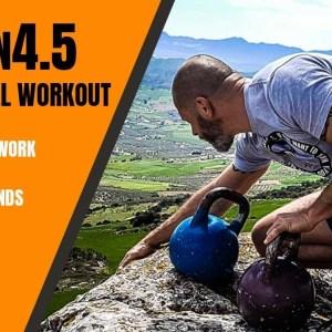 FUSION4.5 Kettlebell Workout
