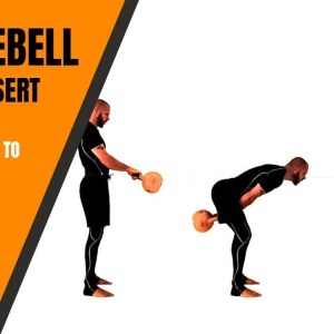 Teaching the kettlebell swing. A drill for the deep hip hinge insert 🔥