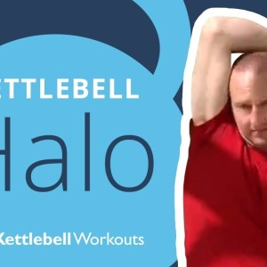 How to Perform the Kettlebell Halo | Great Shoulder Warm Up Exercise