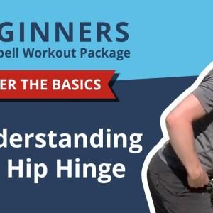 Kettlebell Hip Hinge | The Foundation of Kettlebell Training