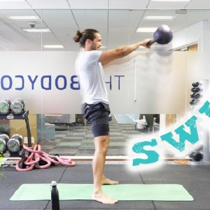KETTLEBELL SWING WORKOUT CHALLENGE | Beat The Body Coach