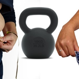 The 5 Best Kettlebell Exercises To Lose Weight For Obese People