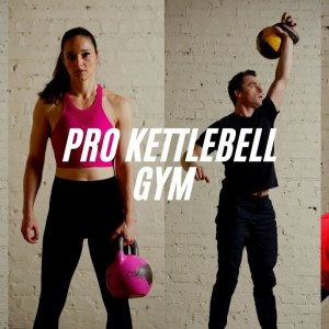 A look inside the Pro Kettlebell gym