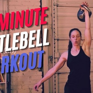Buns n Guns Follow Along Pro Kettlebell Workout