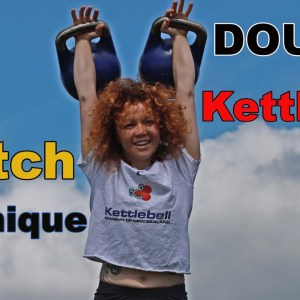 Double Kettlebell Snatch [technique + progressions]