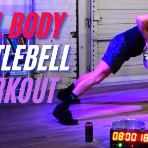 Full Body KettleFIT Kettlebell Workout