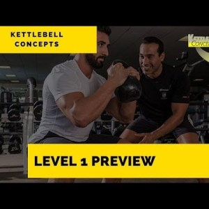 Kettlebell Concepts Level 1 Preview