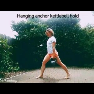 Kettlebell Split Squat - exercise demo