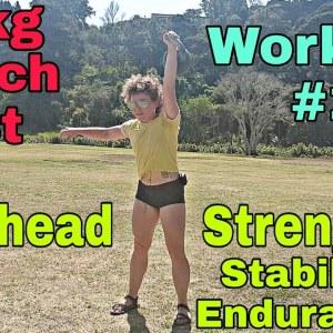 Kettlebell Workout for Snatch Test #1