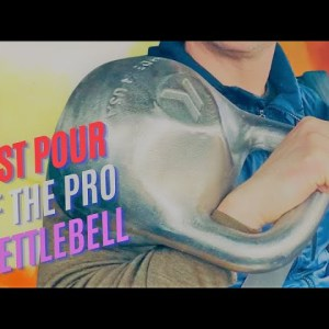 Making of The Pro Kettlebell: The First Pour - Here's What Happened