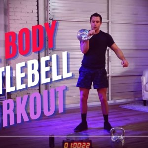 Pro Kettlebell Full Body Workout