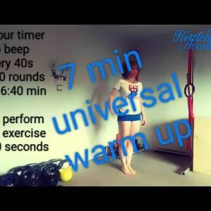 Universal Warm Up - 7 min