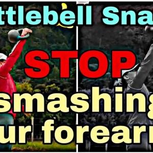 Kettlebell Snatch | Punch the Clock Drill