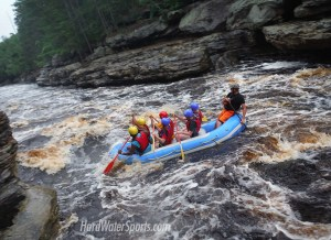 Whitewater Rafting Minnesota