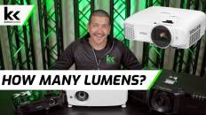 How Many Lumens Does My Projector Need?