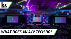 What Does An Audio Visual Technician Do?