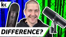 Blue Yeti vs Shure SM7B Comparison | Which is better?
