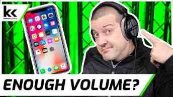 Can iPhone Power 250 Ohm Headphones?