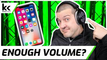 Can iPhone Power 250 Ohm Headphones?