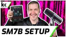 GoXLR Mini Shure SM7B Setup | Best Microphone Settings