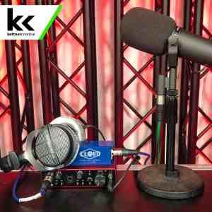 Scarlett 2i2 With Beyerdynamic DT 990 Pro 250 Ohm Headphones