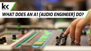 What does an A1 (Audio Engineer) do?