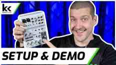 Yamaha AG06 Audio Mixer   Setup & Demo