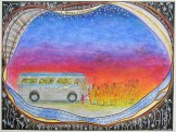 Freedom Riders, 2011. Commissioned for Oprah Winfrey by group of Freedom Riders on the 50th Anniversary, 1961-2011