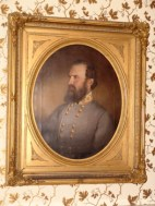 Portrait of Confederate General Stonewall Jackson