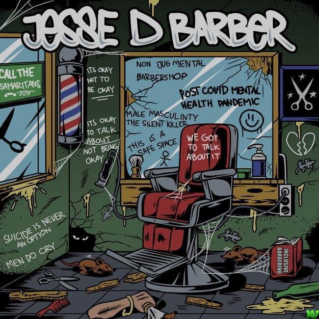 Jesse D Barber – Jesse D Barber