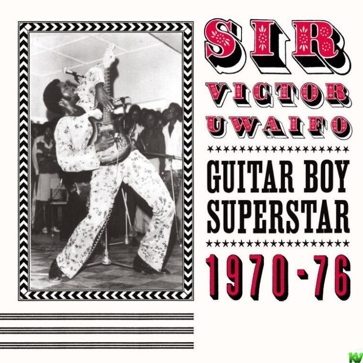 Sir Victor Uwaifo – Guitar Boy (Mami Water)